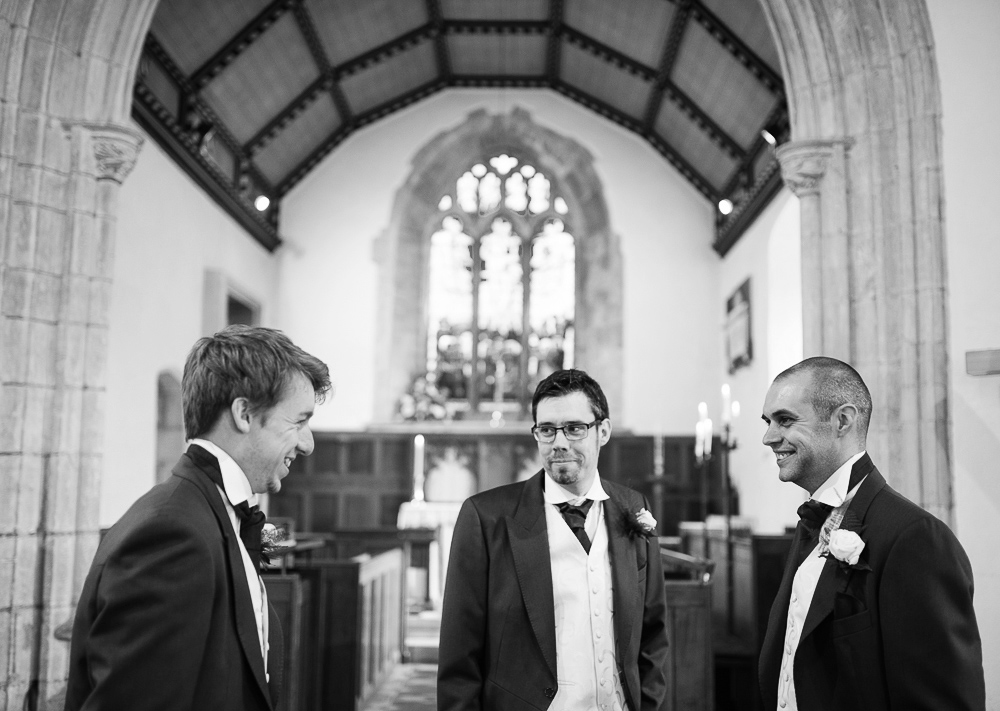 Cathy and Dennis' Wedding by Ben Pipe Wedding Photography at St Andrews Church, Weymouth