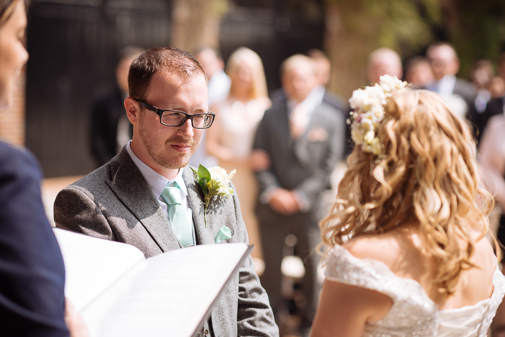 Lisa + Sean's Wedding at Lulworth Castle, Dorset by Ben Pipe Wedding Photography. May 2016