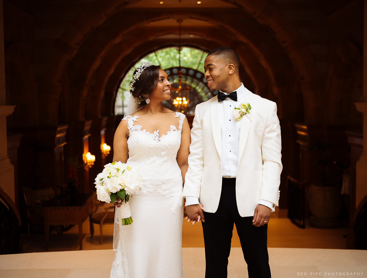 landmark hotel london wedding kelly masaka