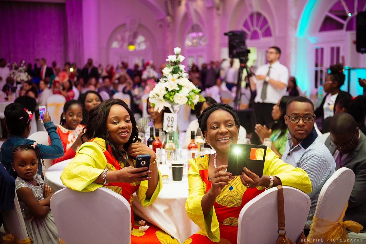 marriott hotel regents park london wedding reception