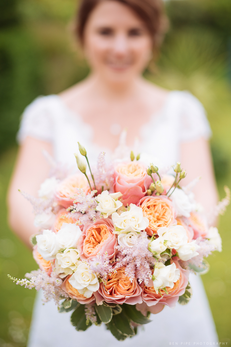 bouquet wedding flowers weymouth wedding photography floral