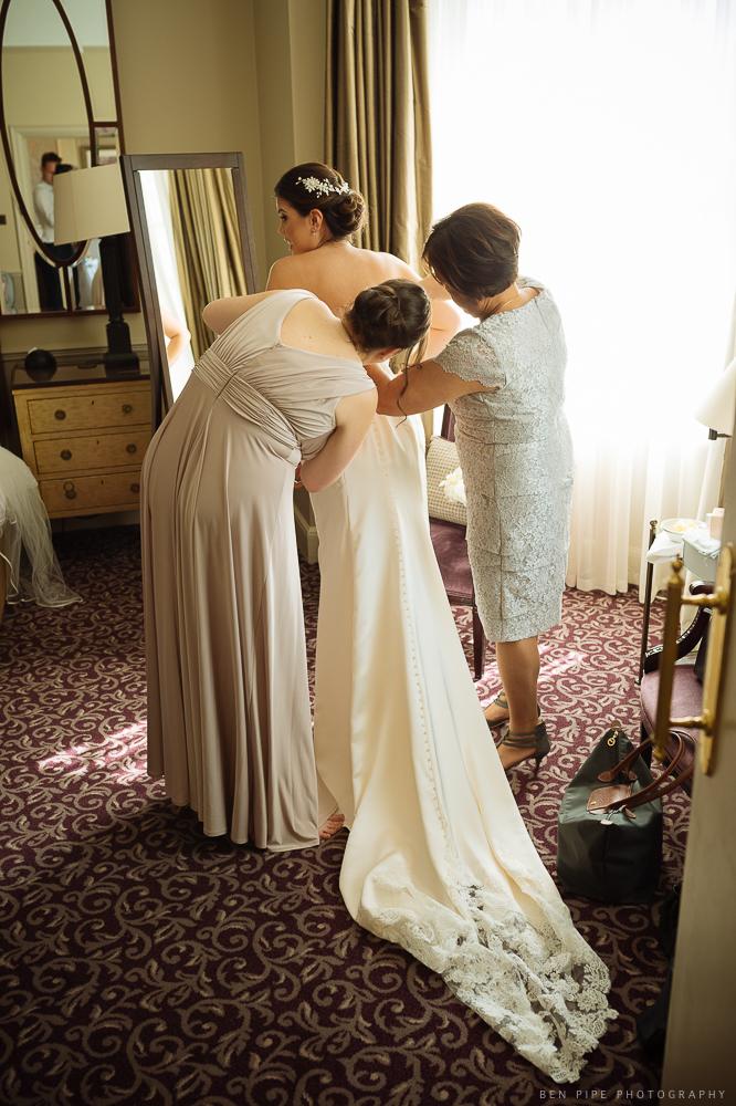 Amanda & Sean's Wedding at Woodlands Park Hotel, Surrey by Ben Pipe Wedding Photography
