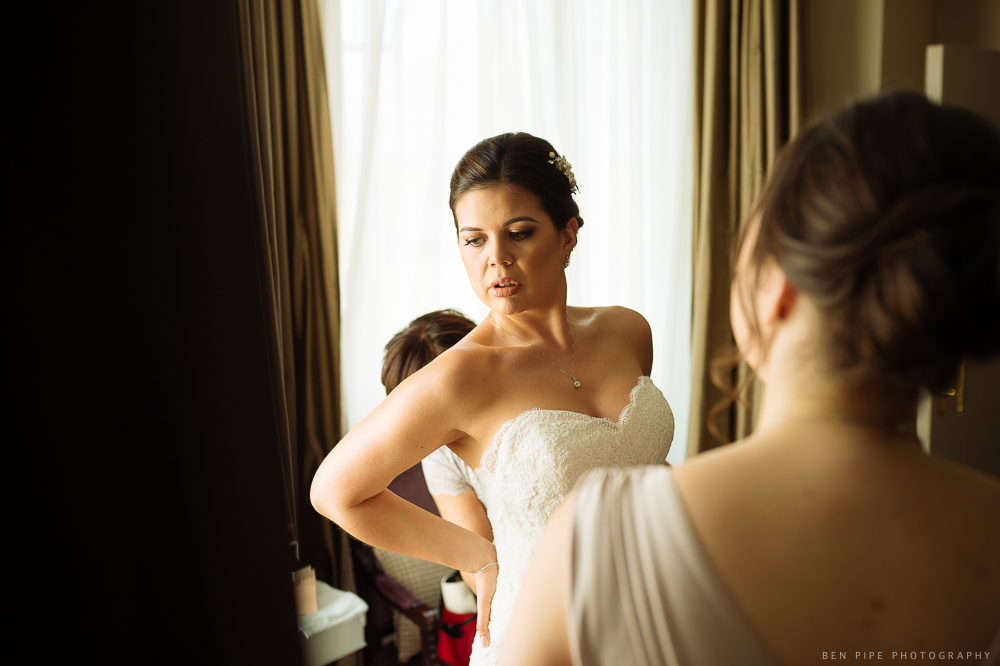 Amanda & Sean's Wedding at Woodlands Park Hotel, Surrey by Ben Pipe Wedding Photography