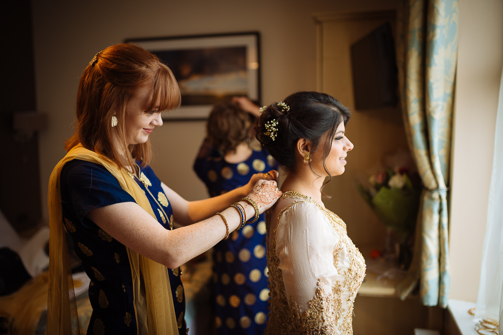 Farah and Sam's Wedding at Pageant House and The Glasshouse of Jephson Gardens, Leamington Spa, Warwickshire by Ben Pipe Wedding Photographer.