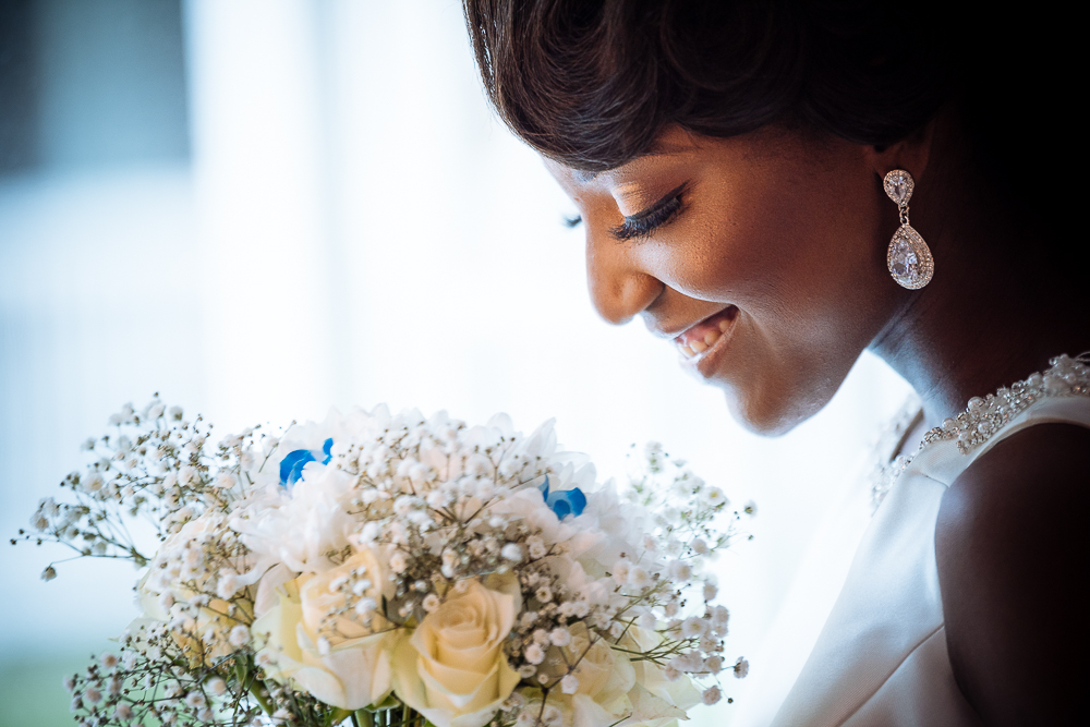 Van & Micheline's Central London Wedding at UCKG Kilburn and Millennium Hotel Mayfair by Ben Pipe Wedding Photographer