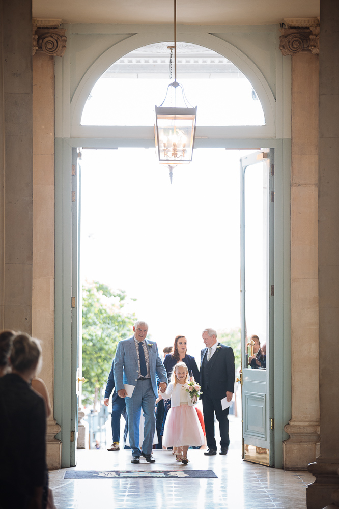Ian and Alex's Wedding at Dublin City Hall and Fallon & Byrne Food Hall, Dublin, Ireland by Ben Pipe Wedding Photography