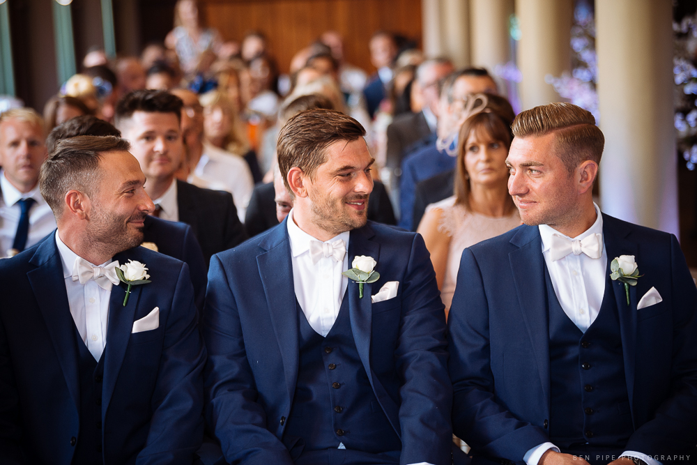 Sophie and Dean's Wedding at De Veer Wotton House, Guildford by Ben Pipe Wedding Photography on 7th July 2018