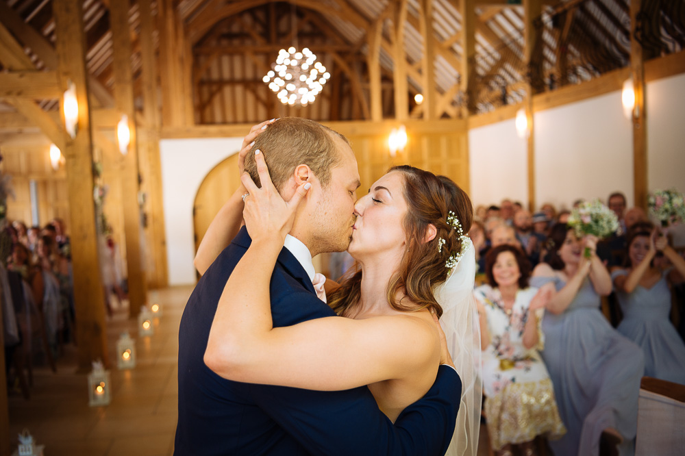 Megan and Sean's Wedding at Rivervale Barn, Yateley by Ben Pipe Wedding Photography on 31st July 2018