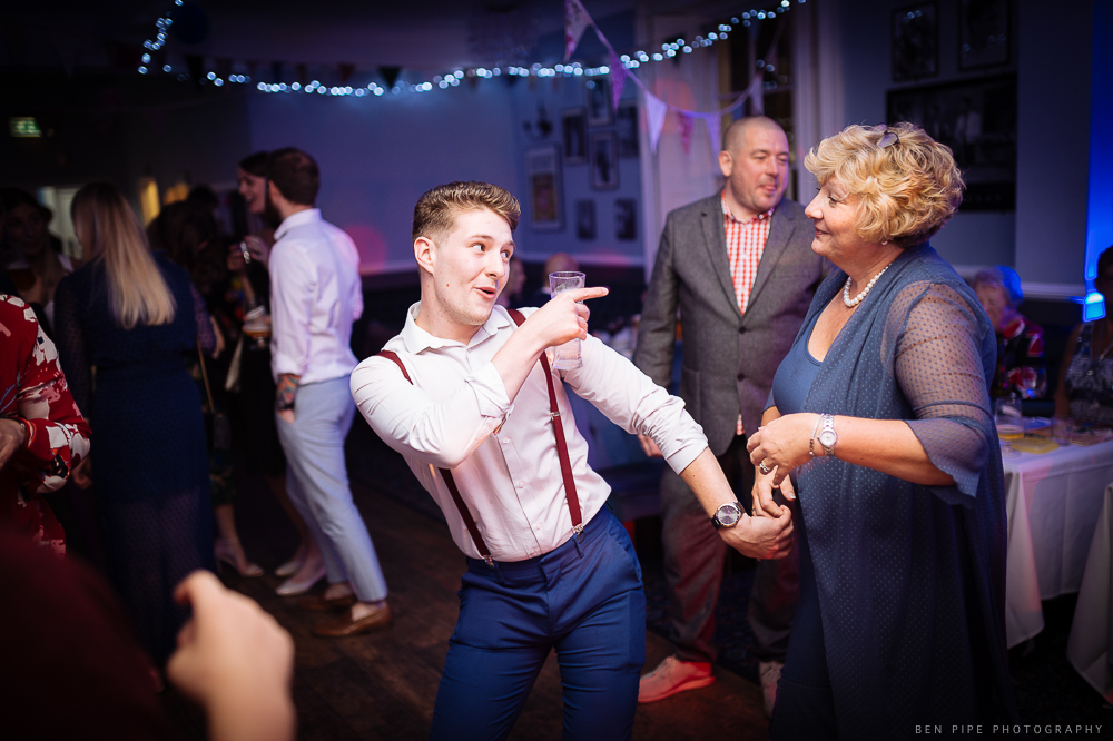 Katie and David's Wedding at The Old Vicarage and Orford House, Walthamstow, London by Ben Pipe Wedding Photography on 29th September 2018