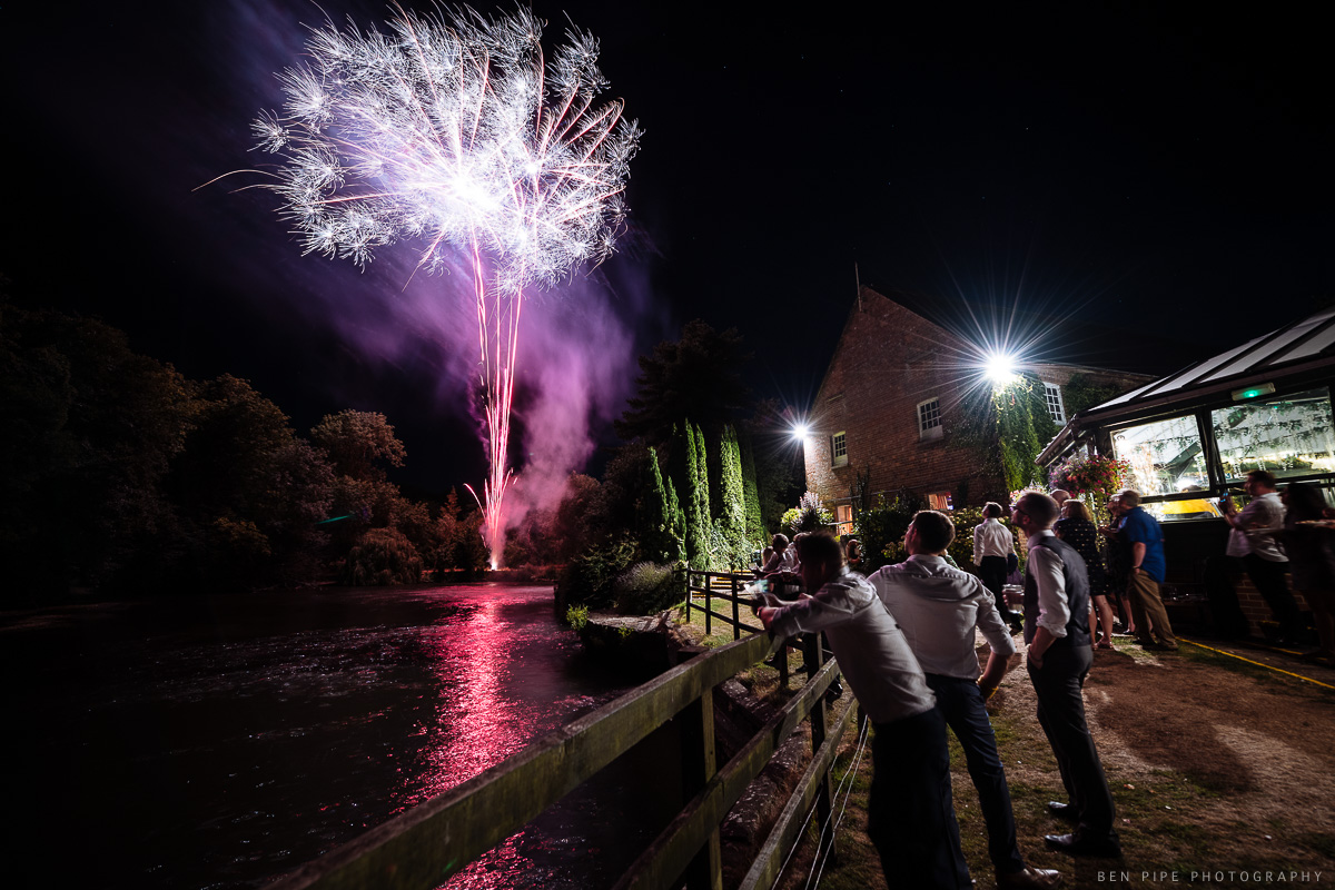 Shephali and Andy's Wedding at Trinity Church, Harrow and The Old Mill, Aldermaston by Ben Pipe Wedding Photography on 3rd August 2018