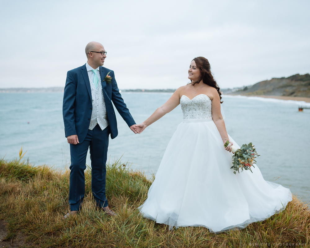 Megan and Liam's Wedding at The Riveria Hotel, Weymouth by Ben Pipe Wedding Photography on 22nd September 2018
